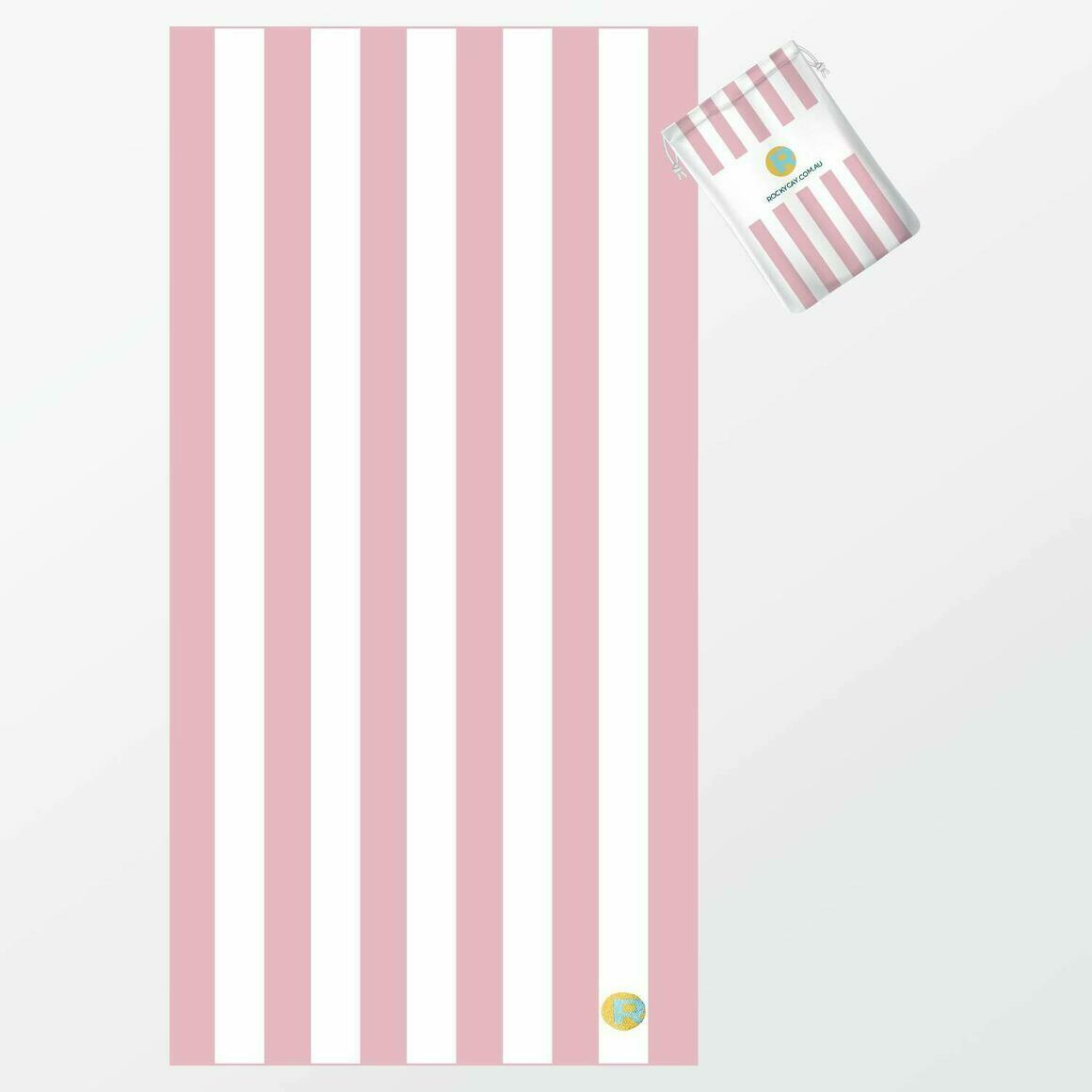 RC Stripes - Coral Pink   Trada Marketplace
