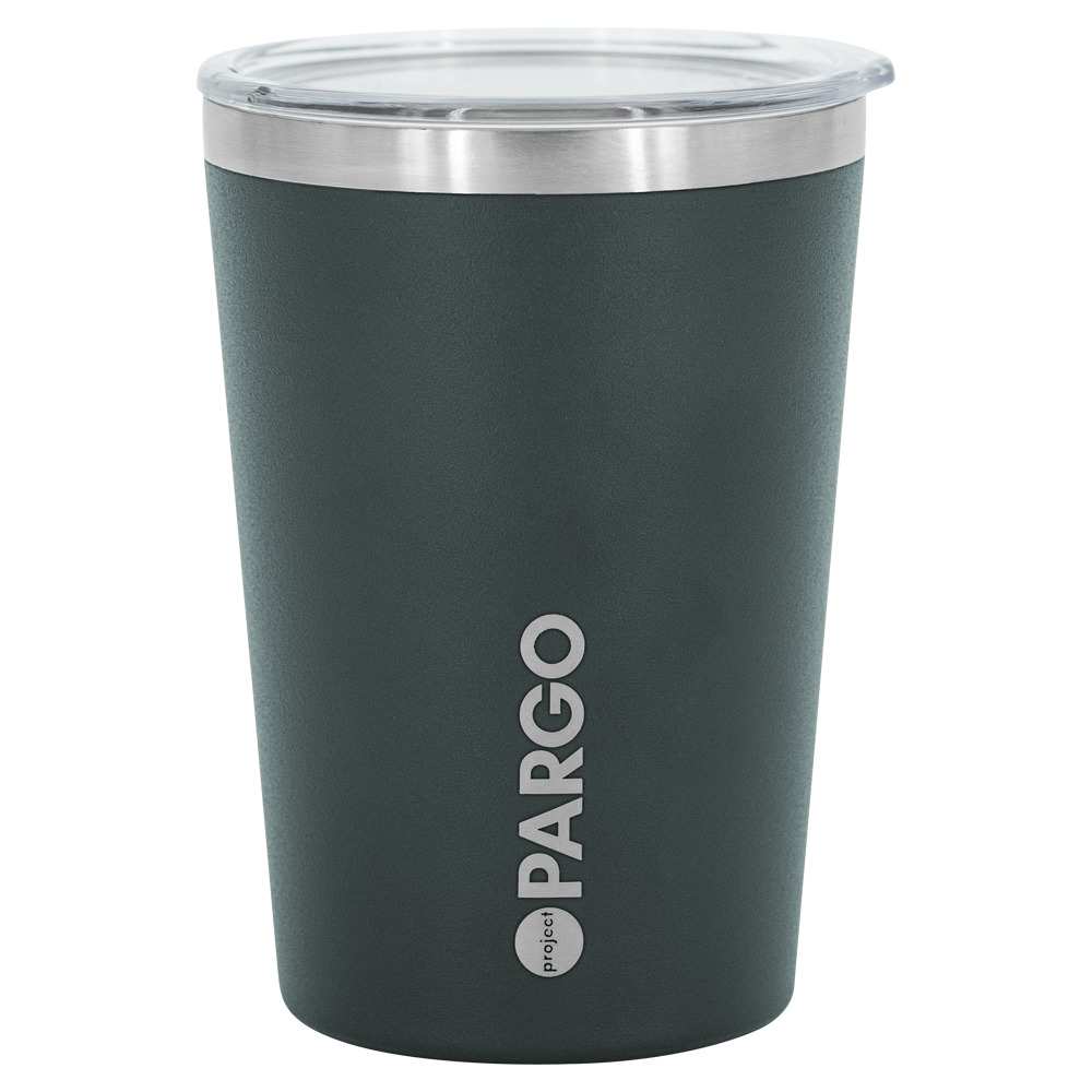 Insulated Coffee Cup BBQ Charcoal | Trada Marketplace