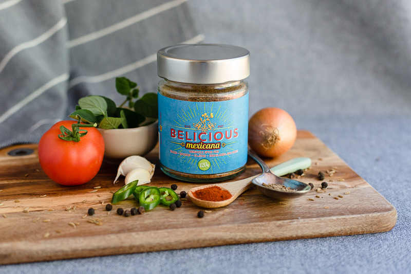 Belicious Mexican Spice Mix   Trada Marketplace
