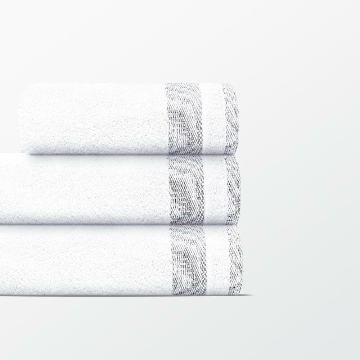 RC SURF Super Soft Towel Collection - White Sand - Bath Sheet   Trada Marketplace