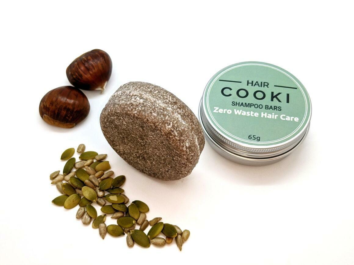 Argan Oil & Hemp Seed Shampoo | Trada Marketplace