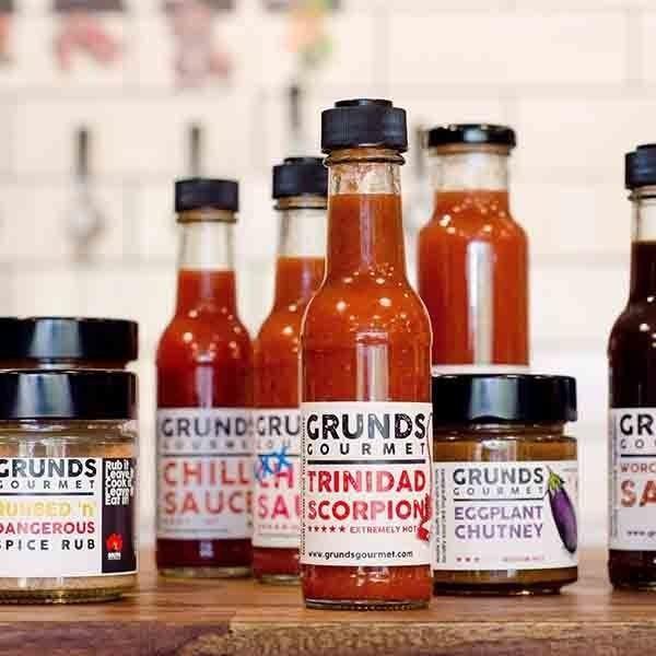 Grunds Gourmet   Trada Marketplace