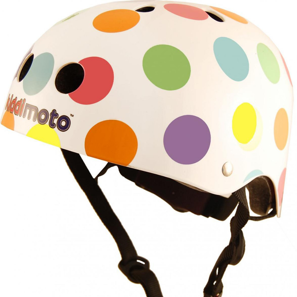 Pastel Dotty Helmet | Trada Marketplace