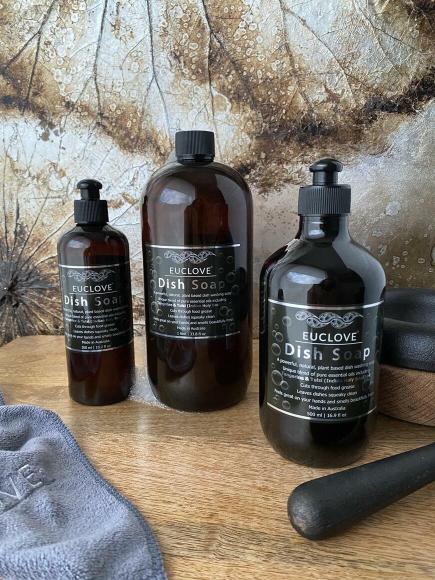 Euclove Dish Soap 300 ml | Trada Marketplace