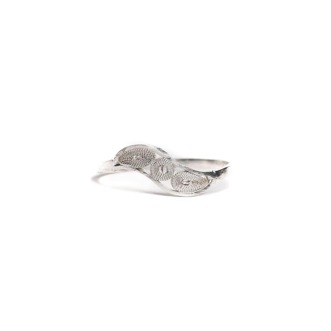 Wave Filigree Ring | Trada Marketplace