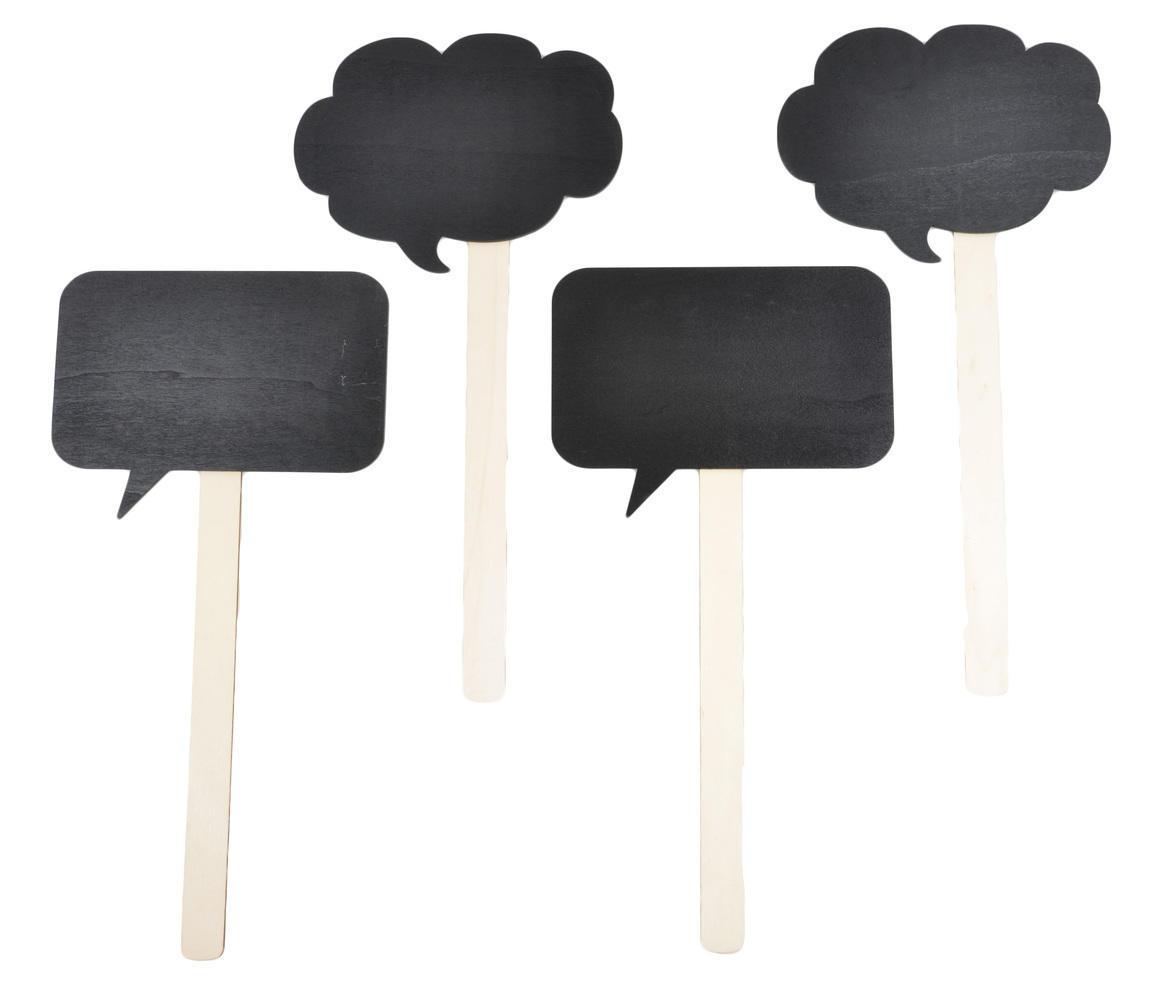 Blackboard Speech Bubble Signs   Trada Marketplace