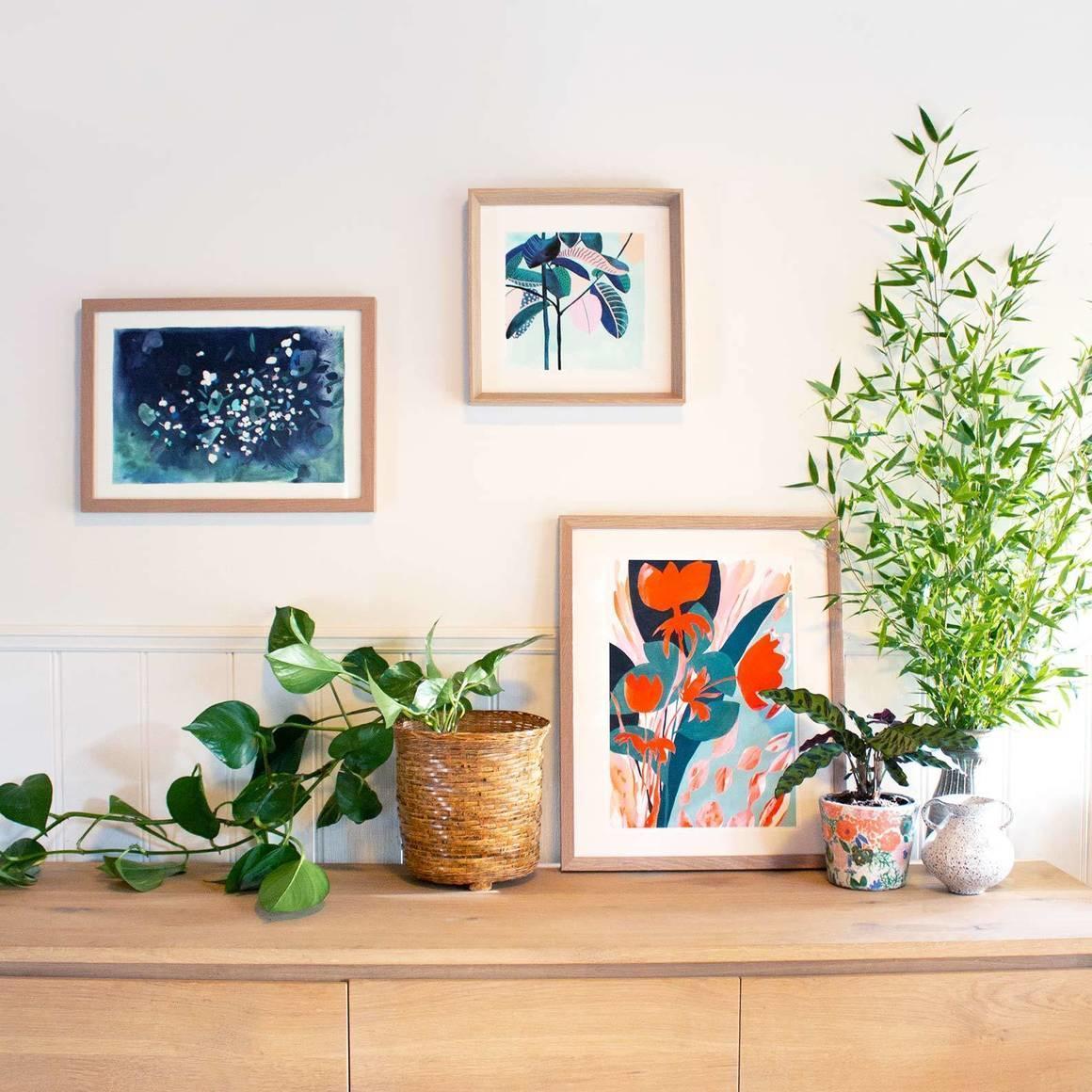 Micro Greens Print | Trada Marketplace