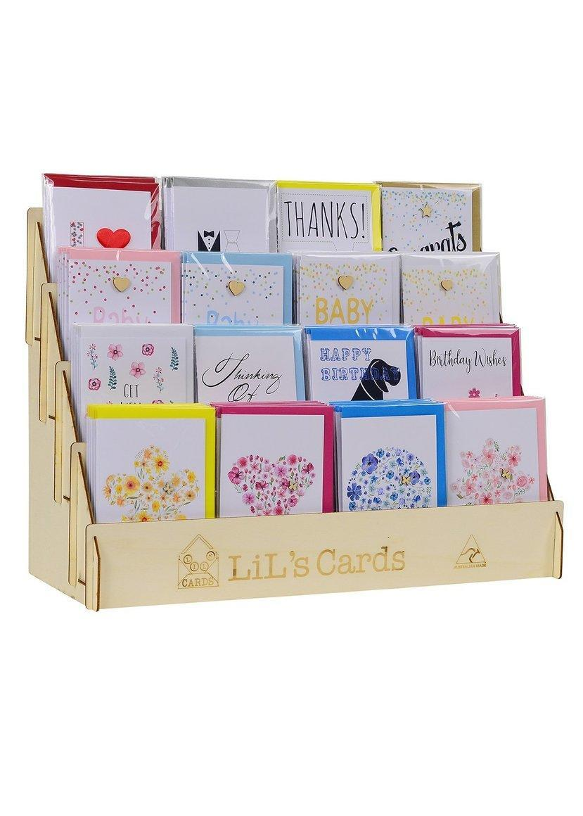 Wholesale Greeting Cards Stand and Card Pack | Trada Marketplace