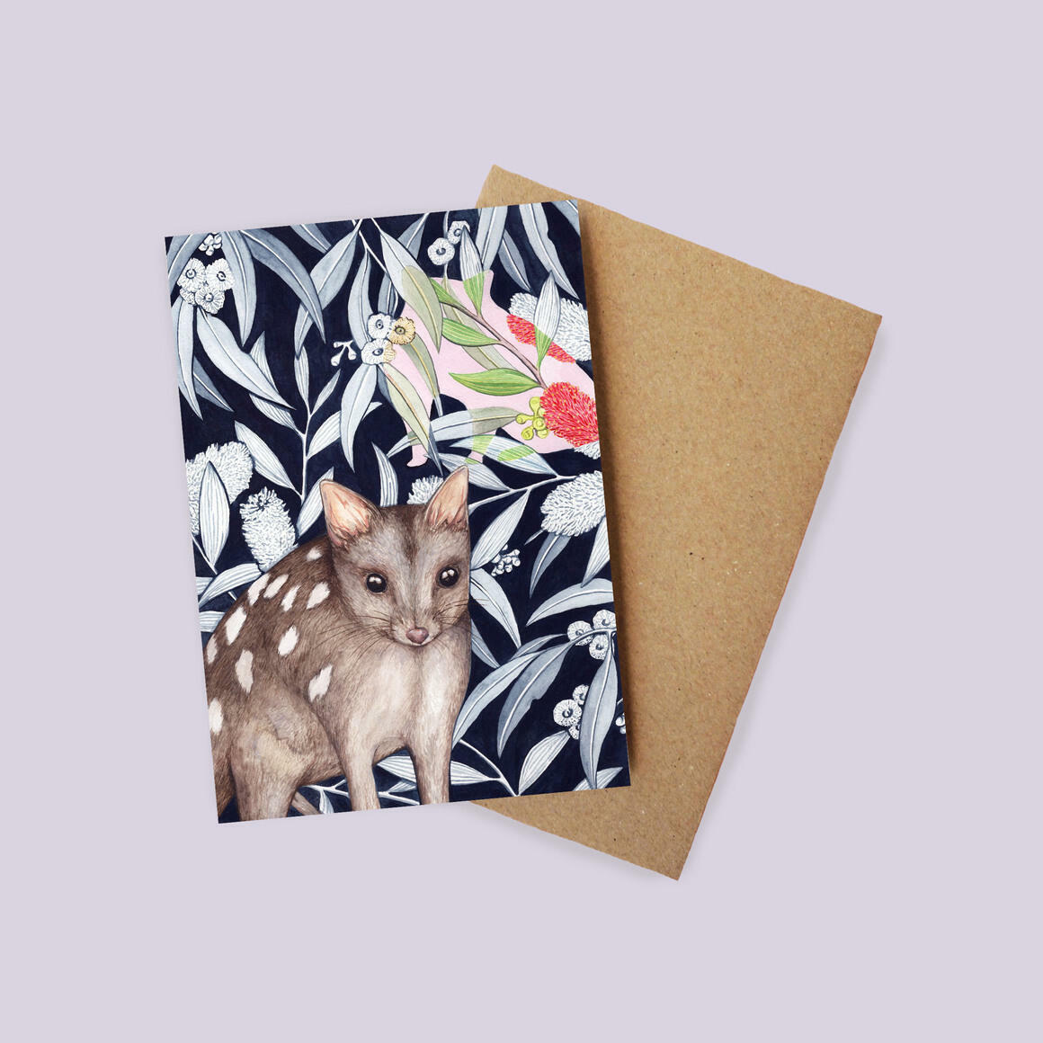 Greeting Card - Northern Quoll | Trada Marketplace