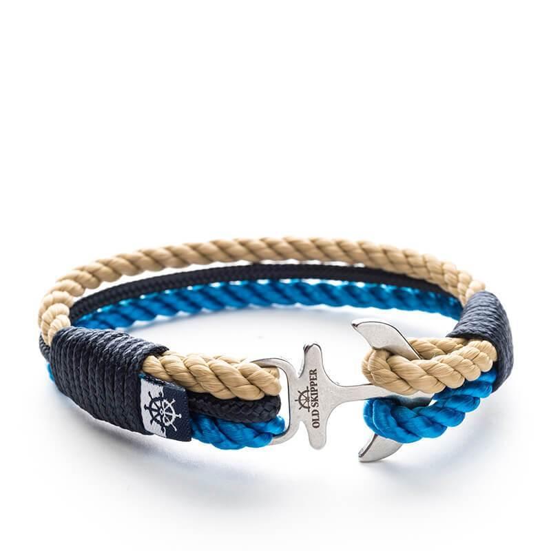 Alwilda - Nautical Rope Anchor Bracelet | Trada Marketplace