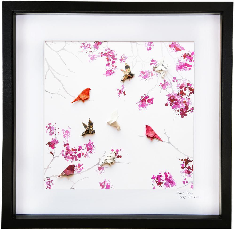 Painted Cherry Blossom | Trada Marketplace