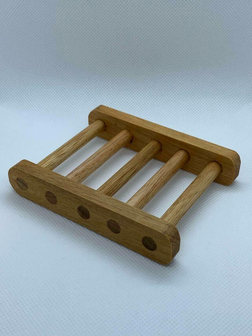 Handmade Wooden Soap Holder   Trada Marketplace