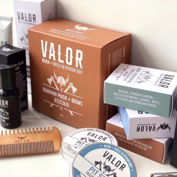 Shave with Valor  | Trada Marketplace