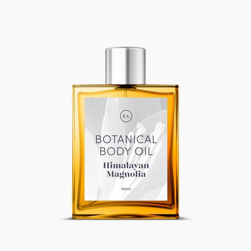 Botanical Body Oil 100ml - Magnolia   Trada Marketplace