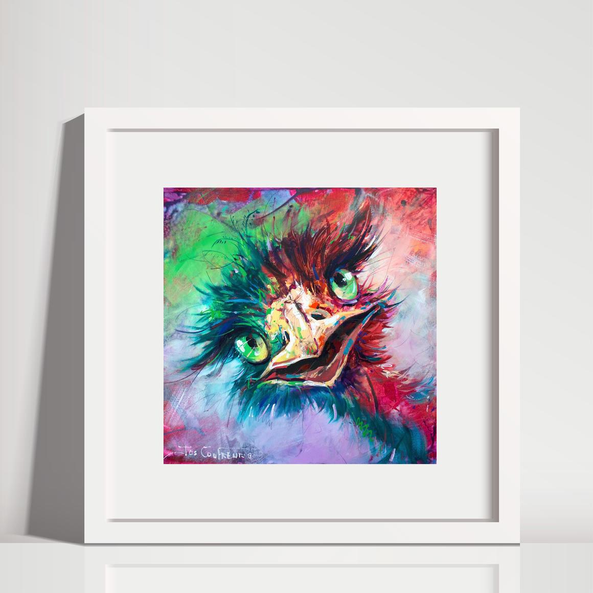 Emu Print | Trada Marketplace