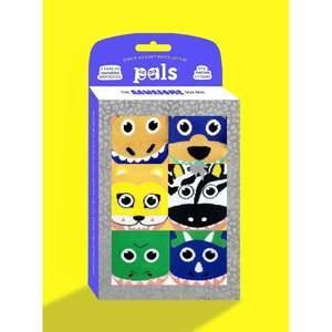 RAWRSOME   THREE MISMATCHED SOCKS SETS GIFT BOX   KIDS TODDLERS 1-3 YEARS   Trada Marketplace