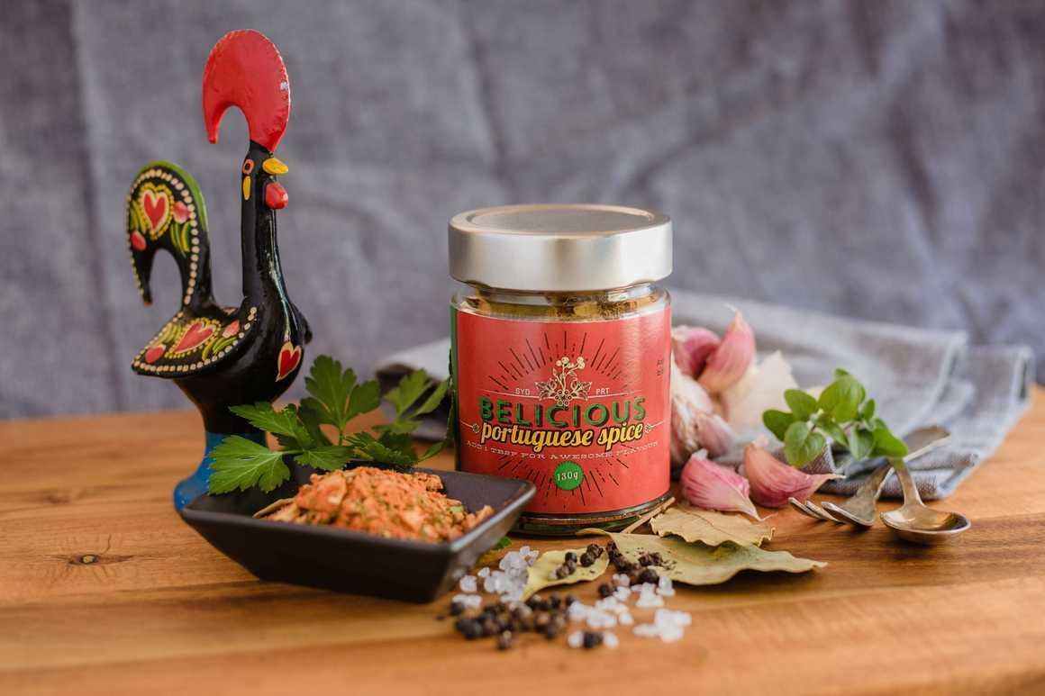 Belicious Portuguese Spice Mix   Trada Marketplace