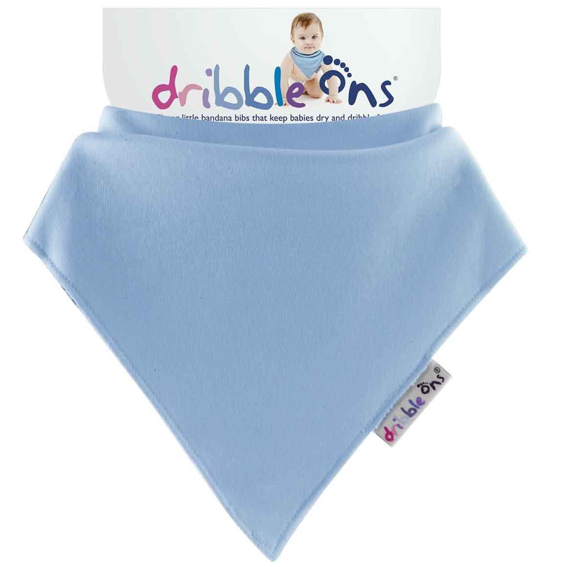 DRIBBLE ONS Light Blue | Trada Marketplace