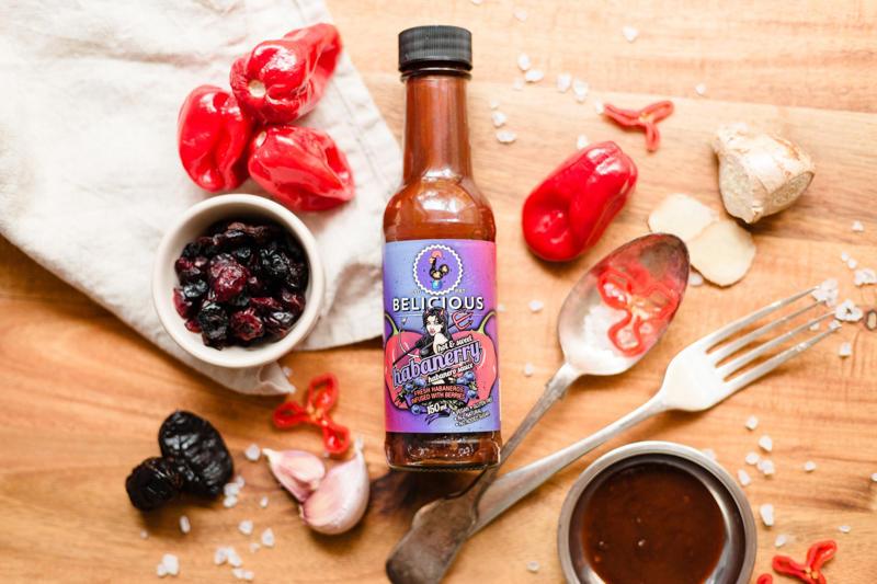Belicious Hot Sauces - Habanerry   Trada Marketplace