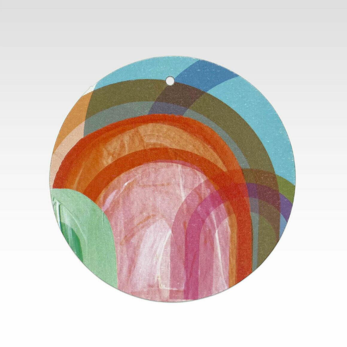 TAG079 – Jumbled Rainbow   Trada Marketplace