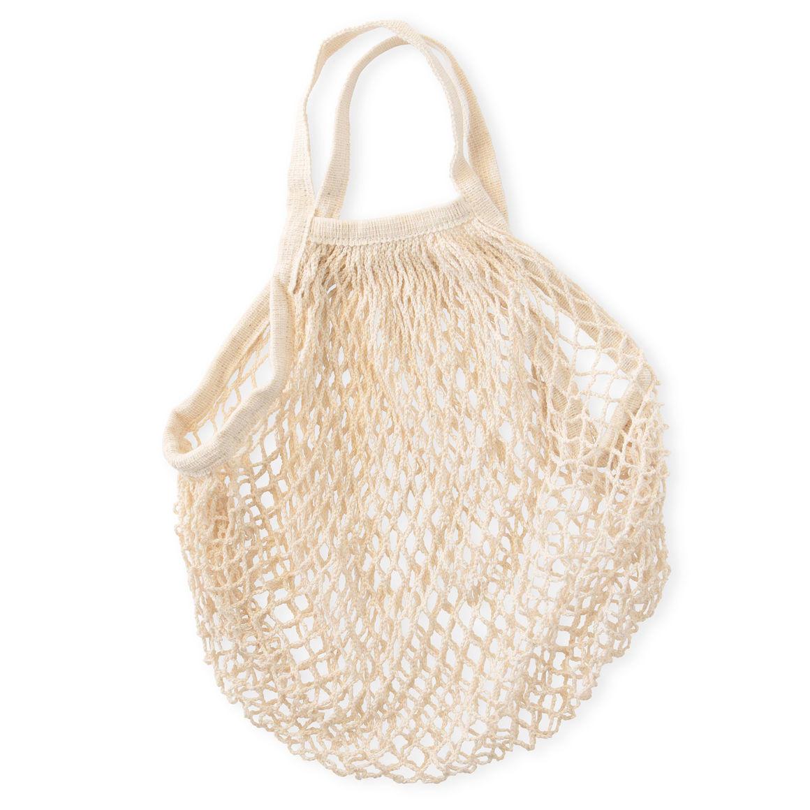 Organic Cotton Mesh Bag   Trada Marketplace