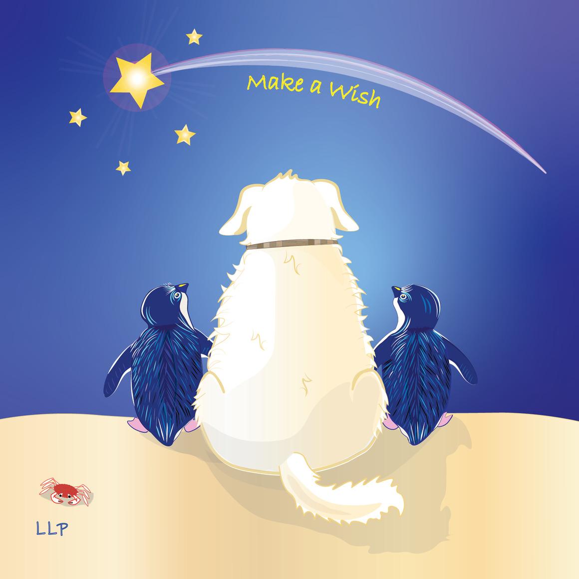 CARD Make a Wish  | Trada Marketplace