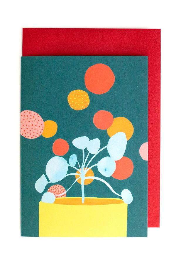 Pilea Card | Trada Marketplace