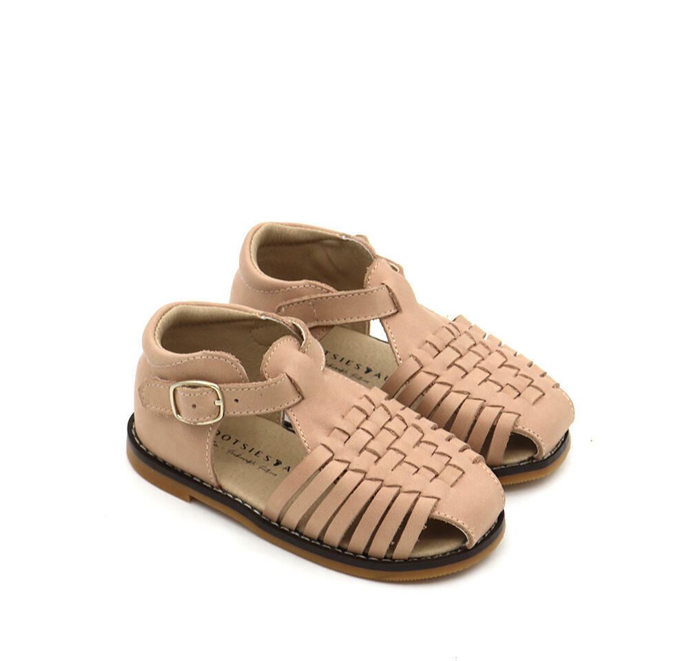 Milo Sandals - Light Pink PRE ORDER 09/21 | Trada Marketplace