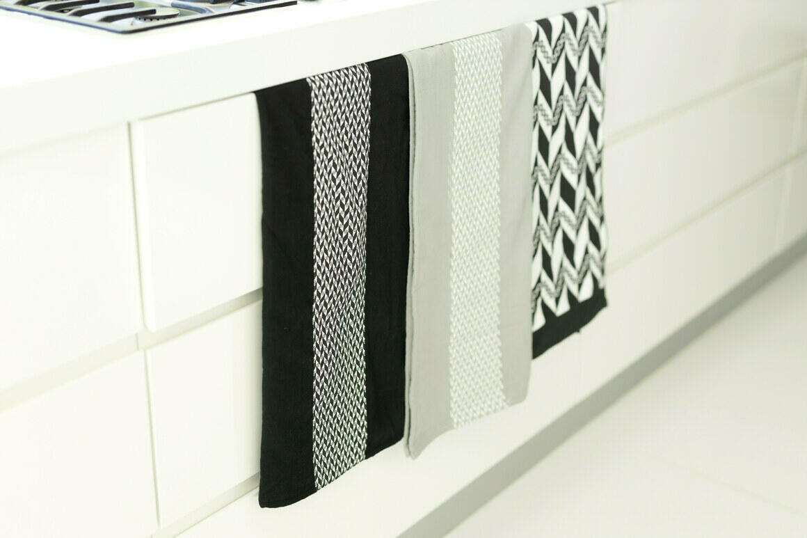 Hand and Kitchen Towels pk3   Trada Marketplace