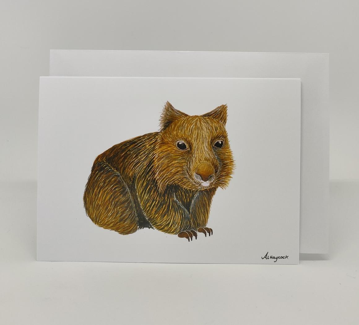Wombat Card | Trada Marketplace