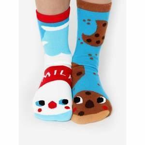 Milk & Cookies   Crowded Teeth Artist Series   Kids Collectible Mismatched Socks   Trada Marketplace