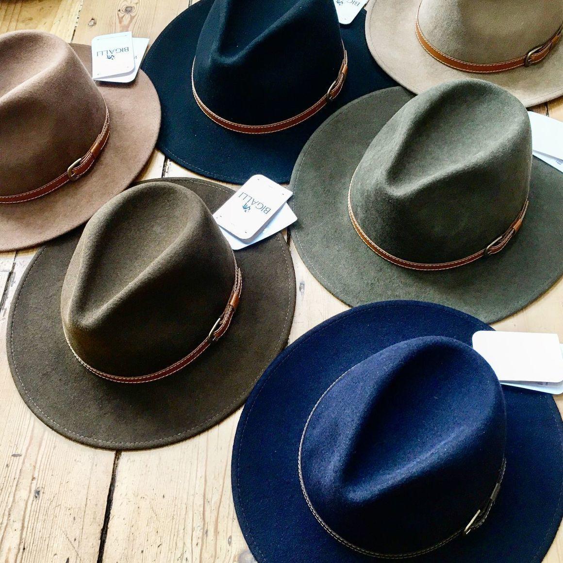 Unisex outdoor Woollen Felt hat | Trada Marketplace