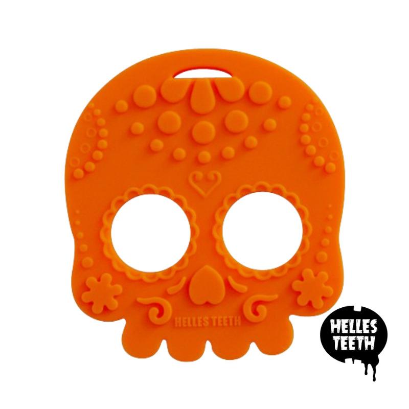 Sugar Skull Orange | Trada Marketplace
