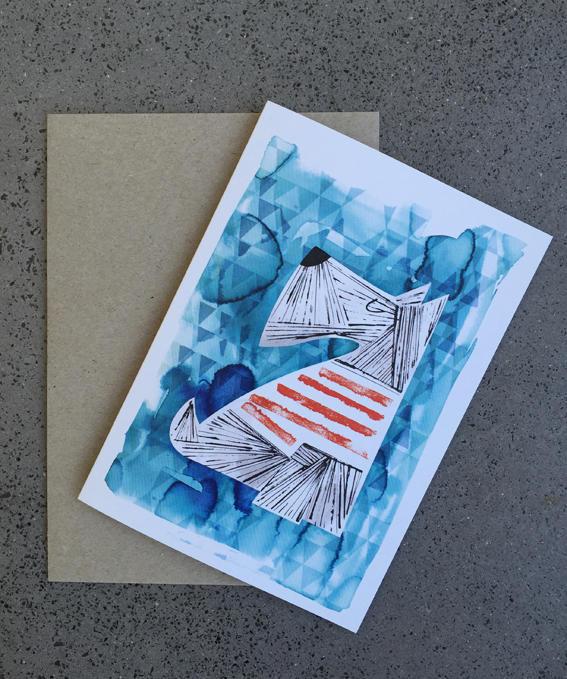 Serge Card | Trada Marketplace
