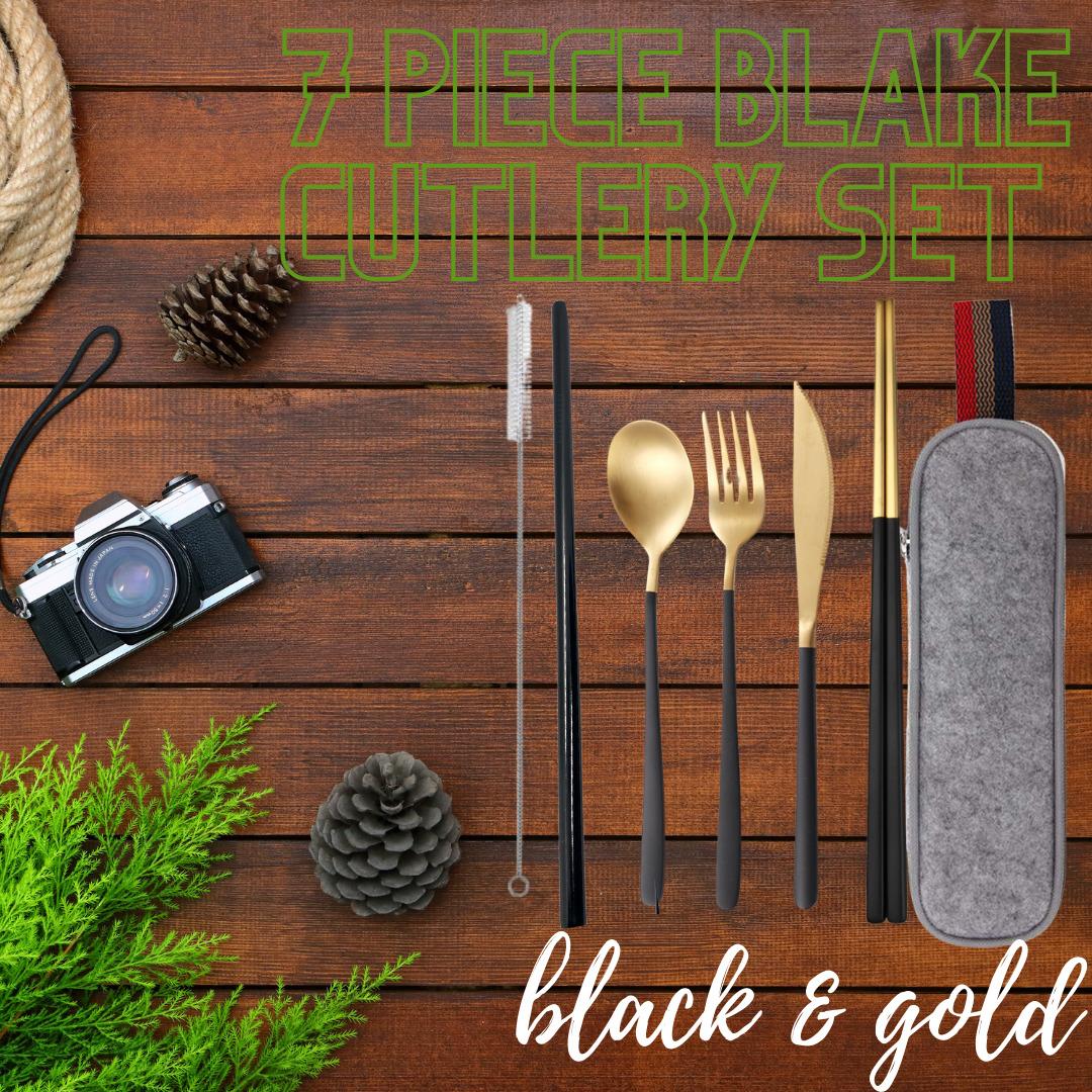 SUCKITUPstraws Blake Cutlery Set | Trada Marketplace