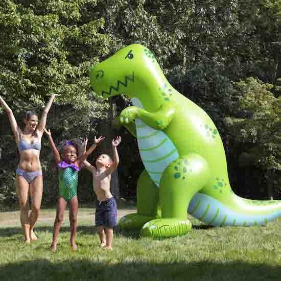BigMouth Giant Dinosaur Sprinkler   Trada Marketplace