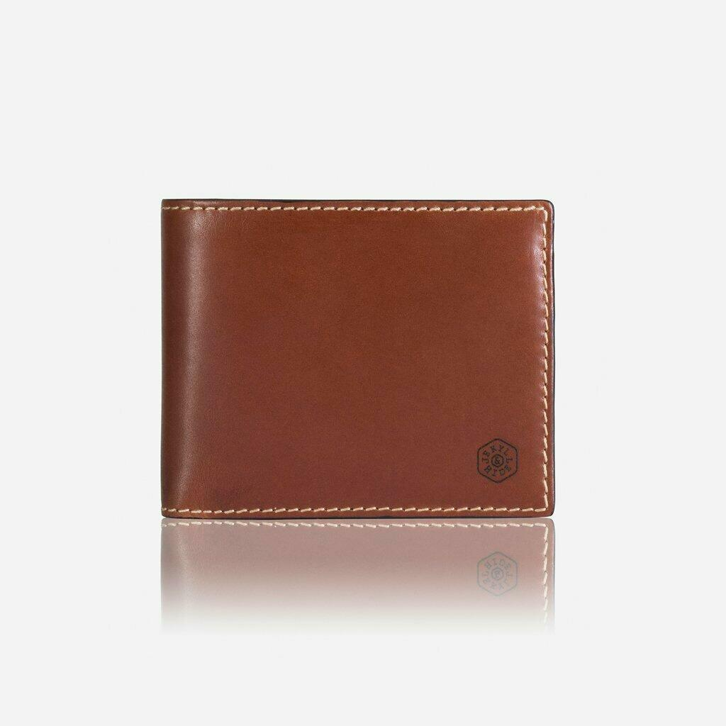 Texas Large Bifold Wallet with Coin CLAY | Trada Marketplace
