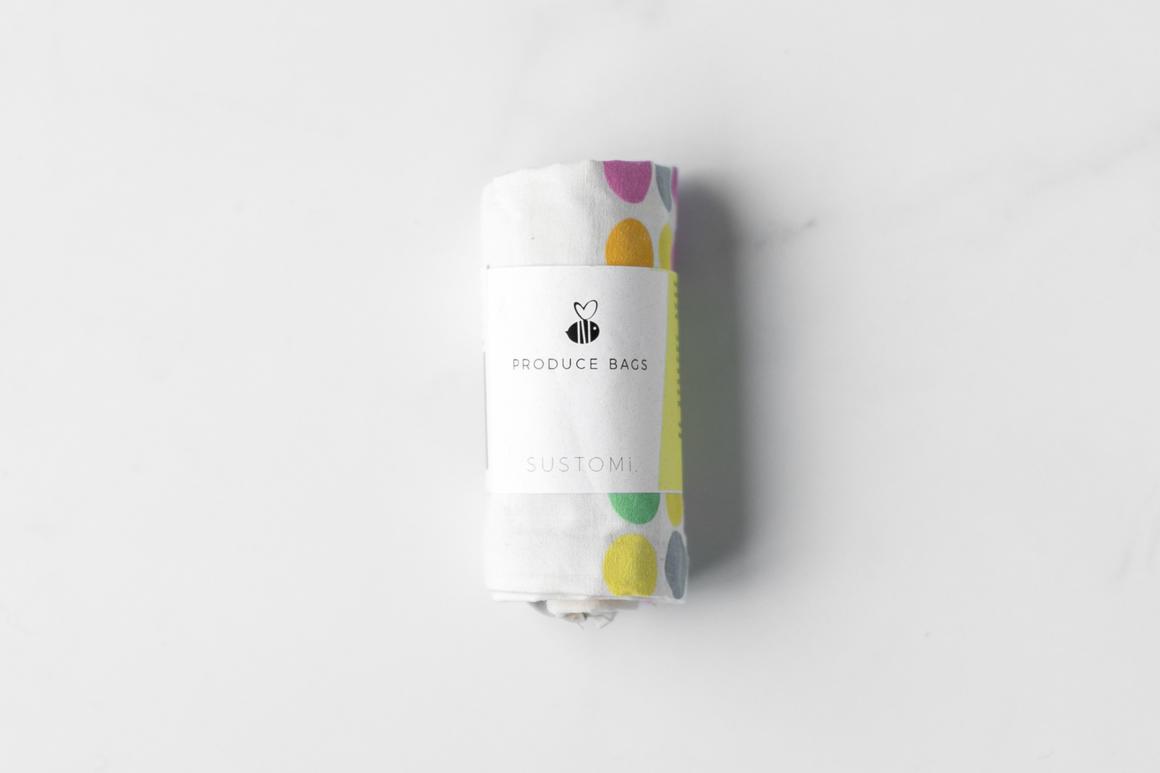 Bread Bag - Calico Single   Trada Marketplace