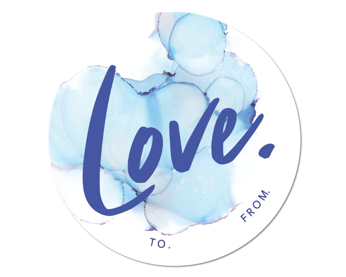 LOVE 3 - SET OF 6 | Trada Marketplace