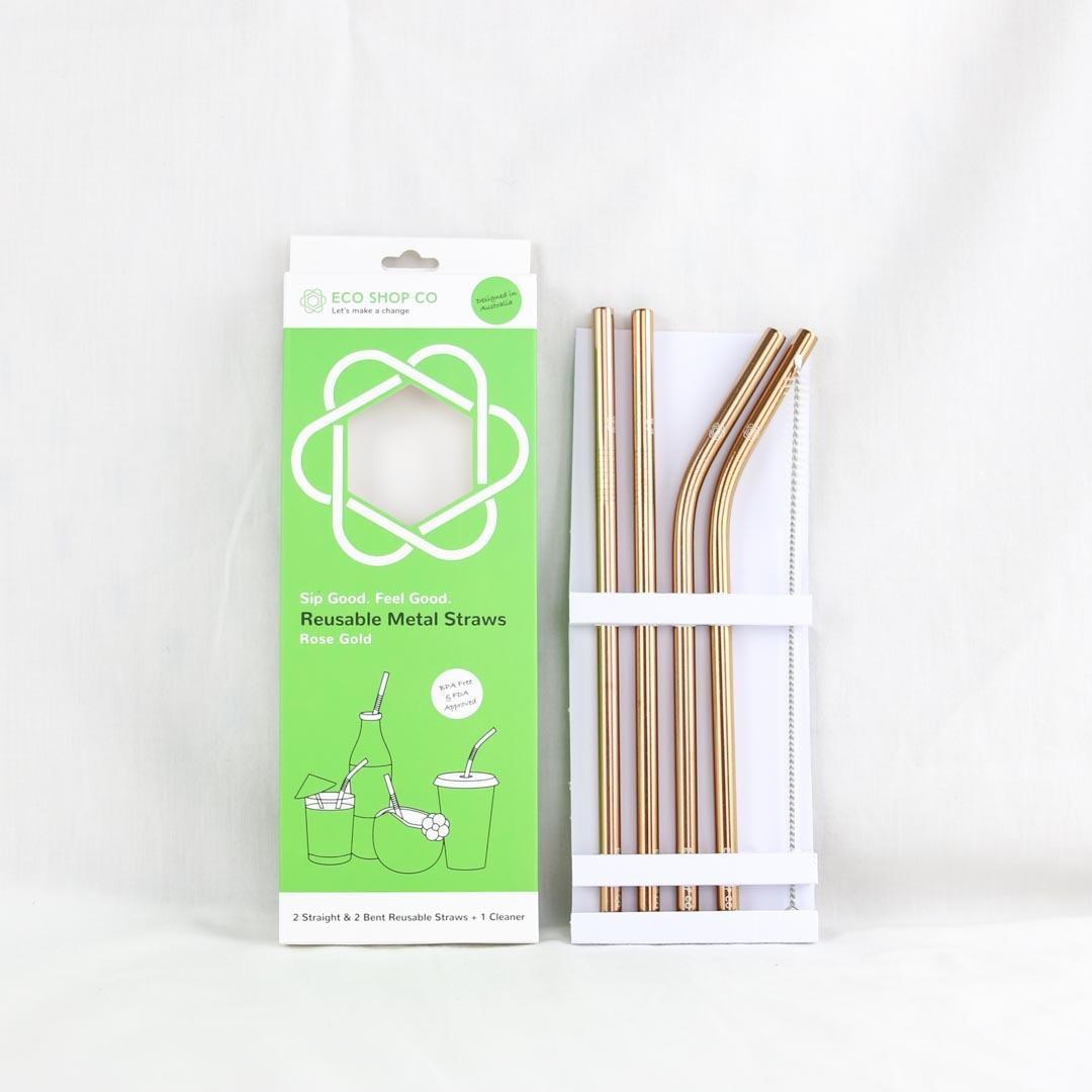 Reusable Straw - Set of 4   Trada Marketplace