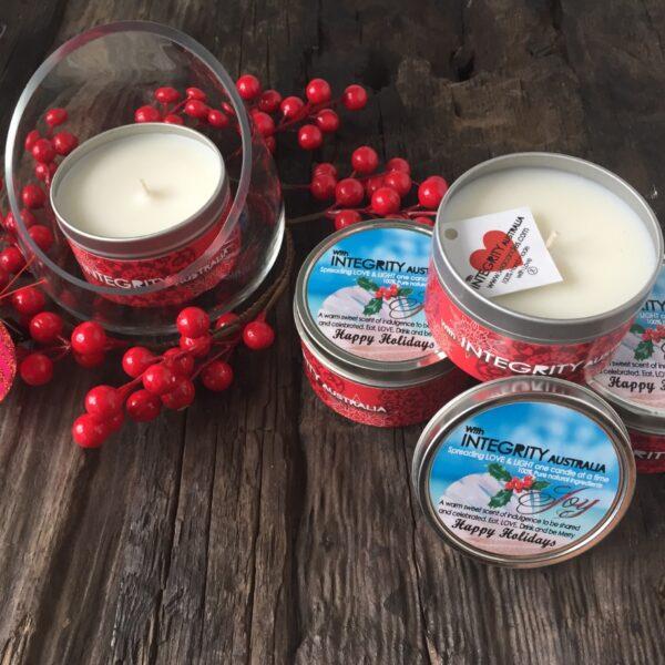 Joy: Sugar Plum Scent | Trada Marketplace