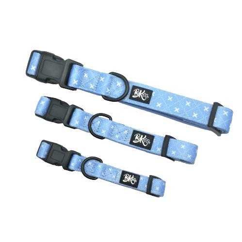 Tic Tac Toe - Dog Collar - Everyday Collection   Trada Marketplace