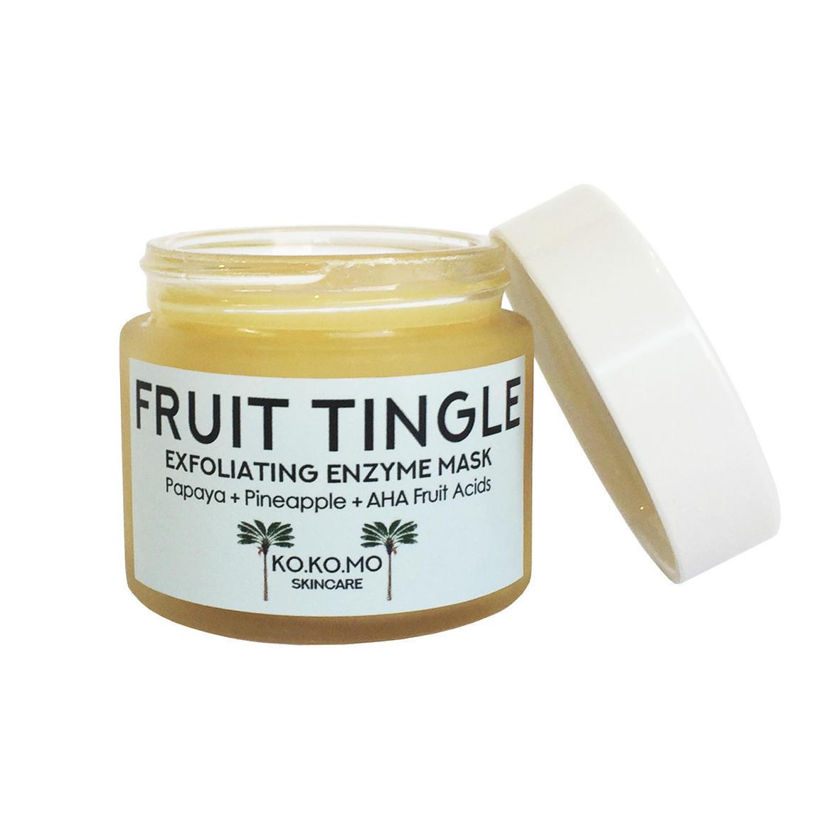 Fruit Tingle Exfoliating Enzyme Mask   Trada Marketplace