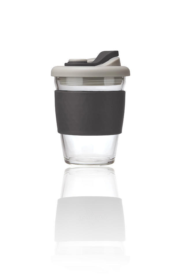 Tormalyn Coffee Cup 355ml Charcoal | Trada Marketplace