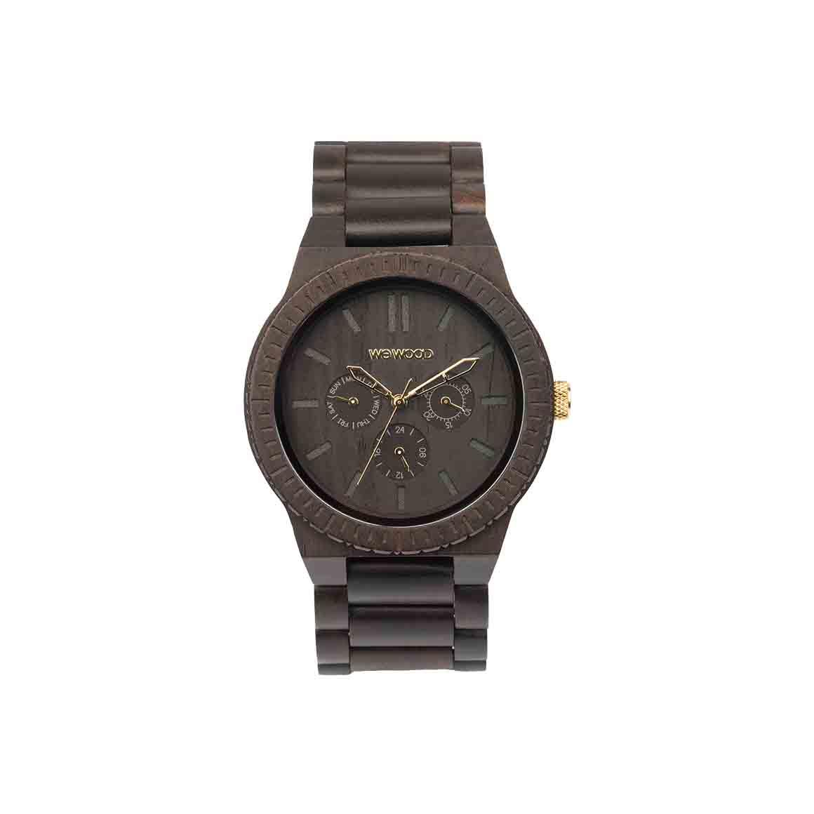 Kappa Black Gold Wood Watch   Trada Marketplace