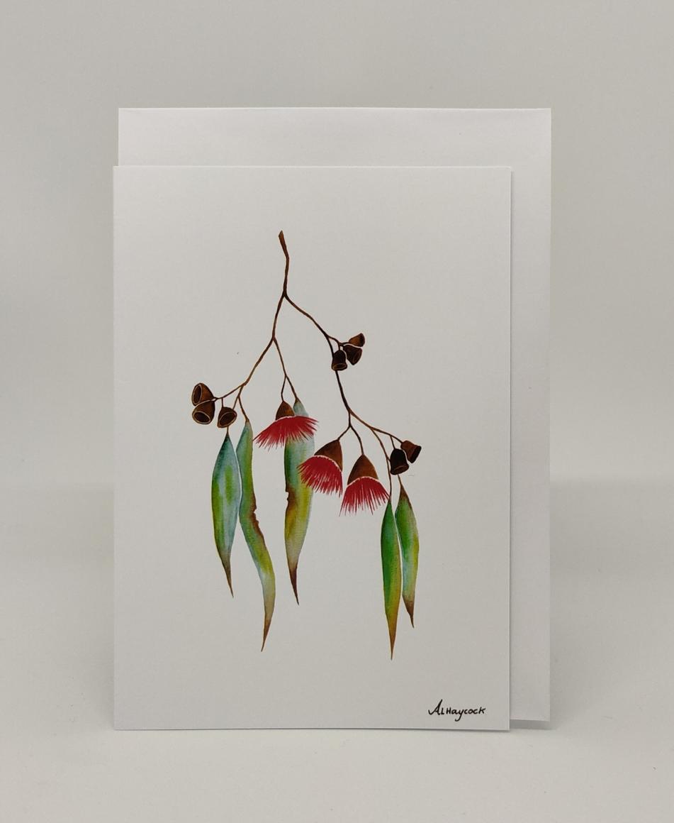 Gum Flower Card | Trada Marketplace