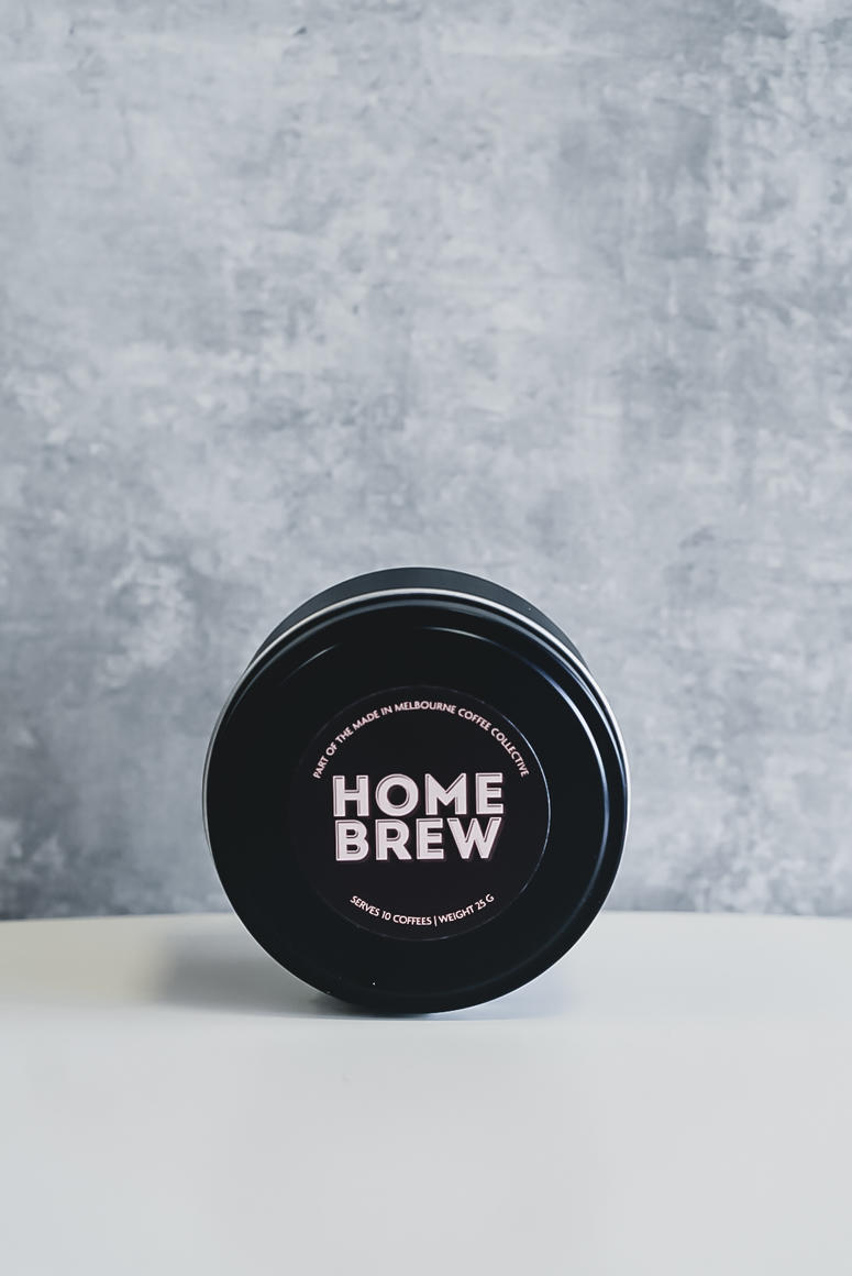 Homebrew 25gm Tin   Trada Marketplace
