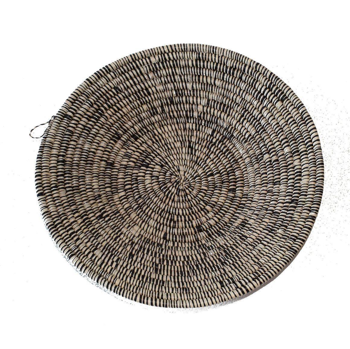 Small 20cm diameter woven bowl - Stitched | Trada Marketplace