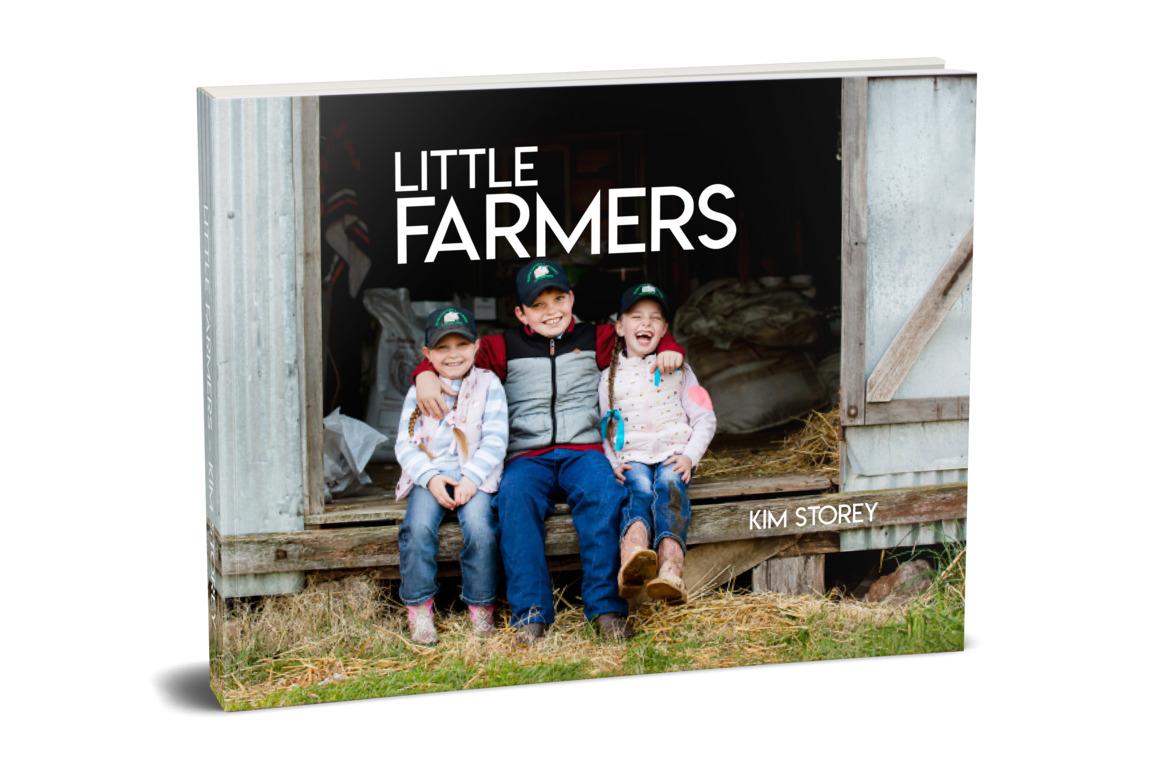 Little Farmers Coffee Table Book   Trada Marketplace