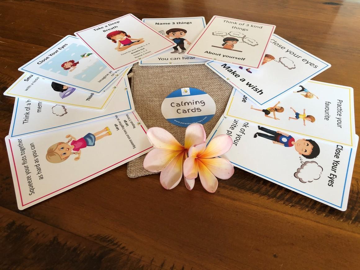 Calming Cards | Trada Marketplace